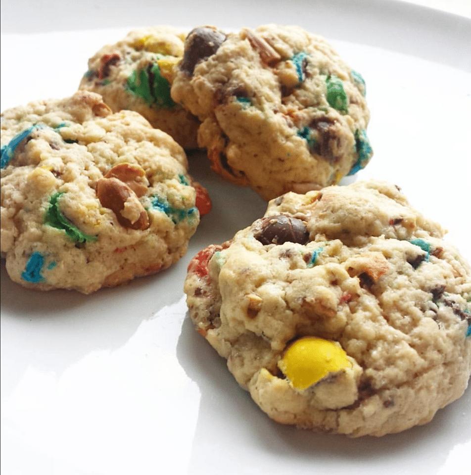 cookies mandms