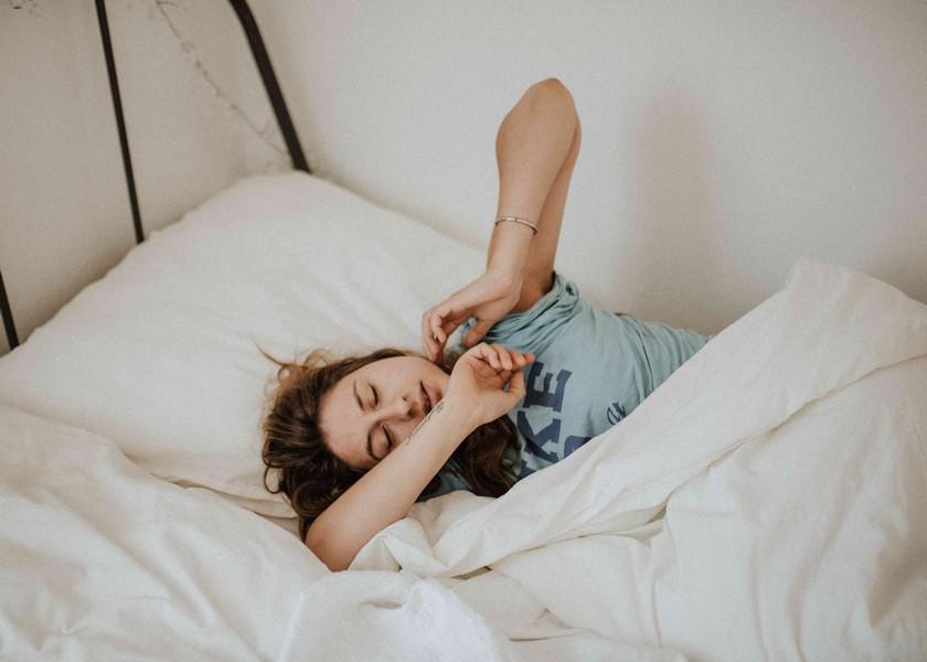 réveil tot le matin