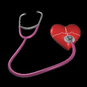 Cœur humain cholesterol spiruline