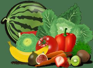 fruits et légumes équilibre alimentaire
