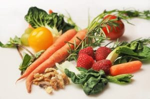 fruits et légumes pour manger sainement canicule