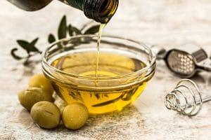 huile d'olive importante dans l'équilibre alimentaire