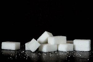morceaux de sucre glucide diabète