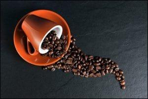 tasse de café augmentant le métabolisme