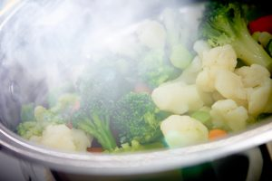 légumes vapeur allié perdre du poids