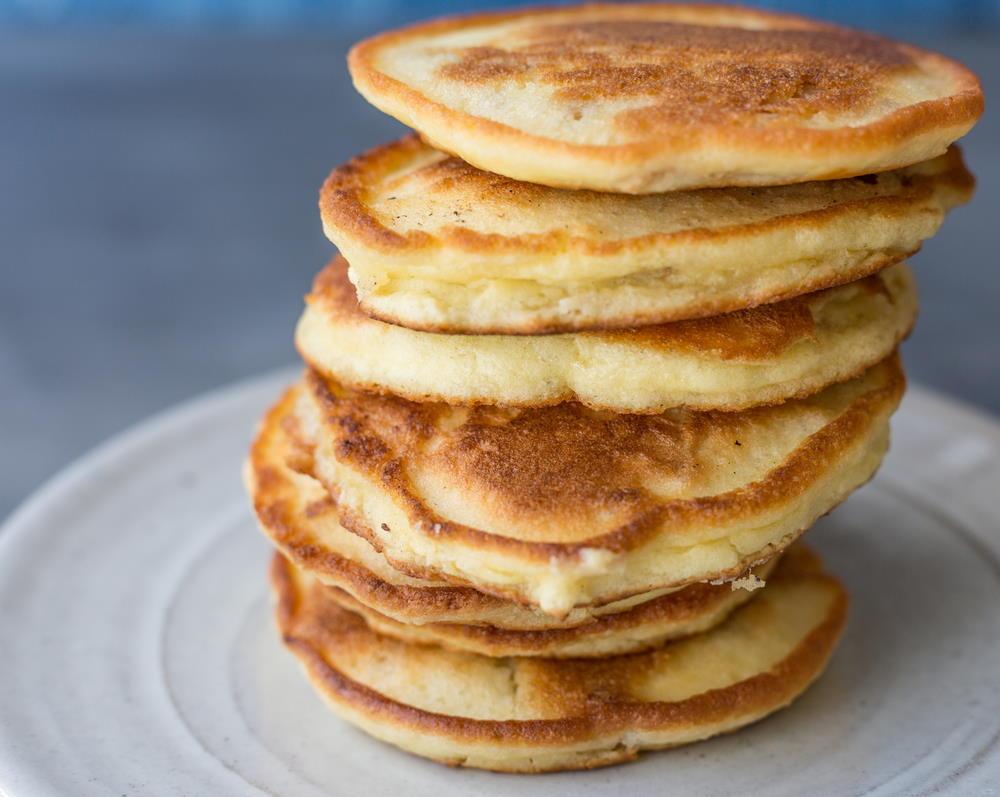 pancake cétogène