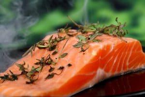 poisson saumon oméga-3