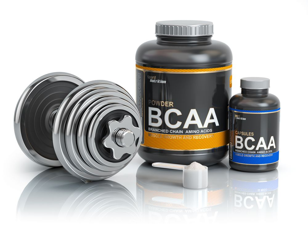 BCAA pour musculation