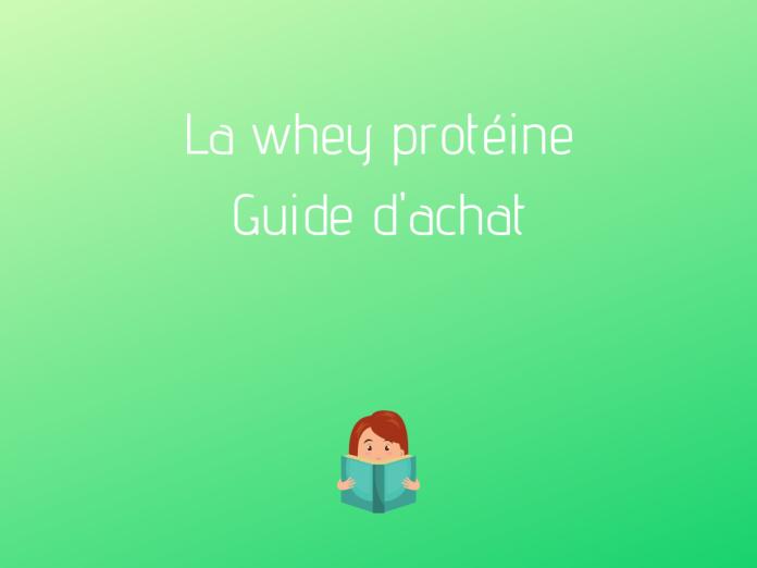 compléments alimentaires whey protéine