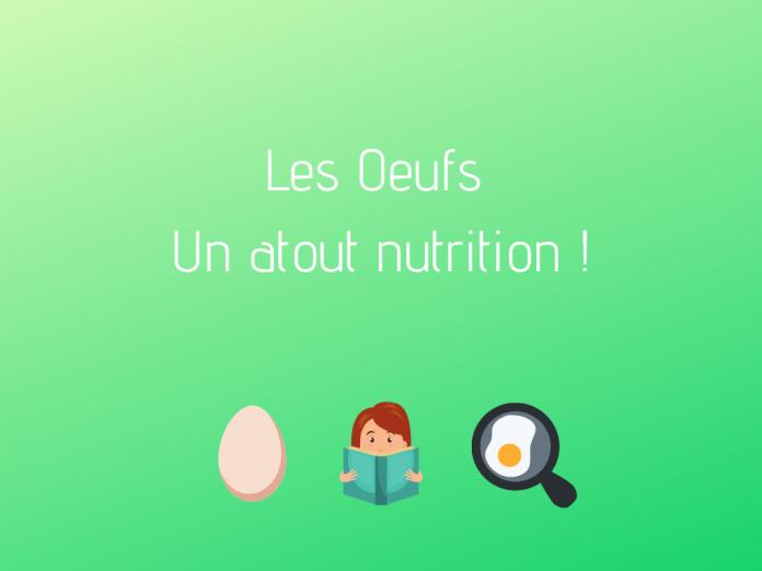 œufs nutrition
