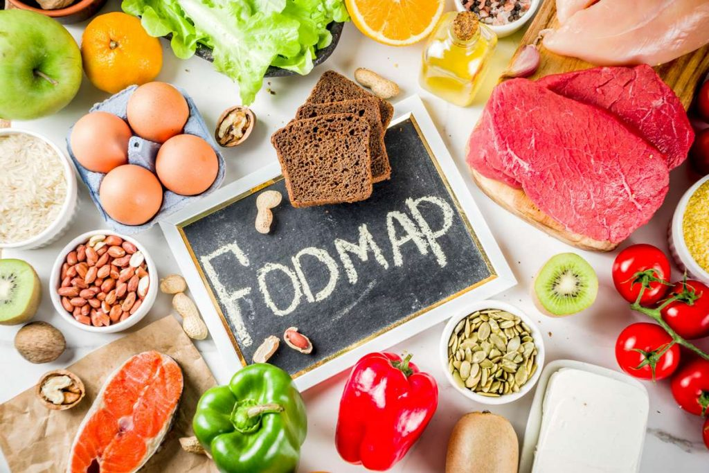 Aliments FODMAP pour syndrome intestin irritable