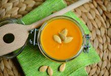recettes soupe patate douce