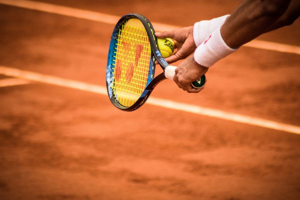 tennis et régime