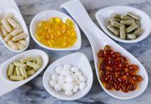 pilules de vitamines et minéraux