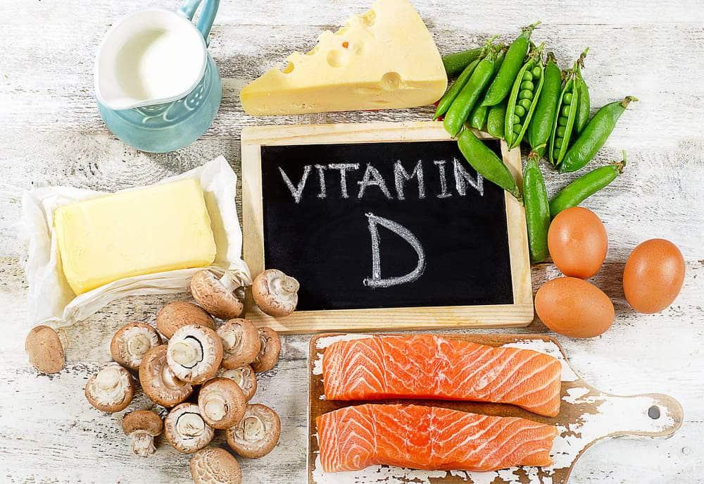 sources de vitamine D