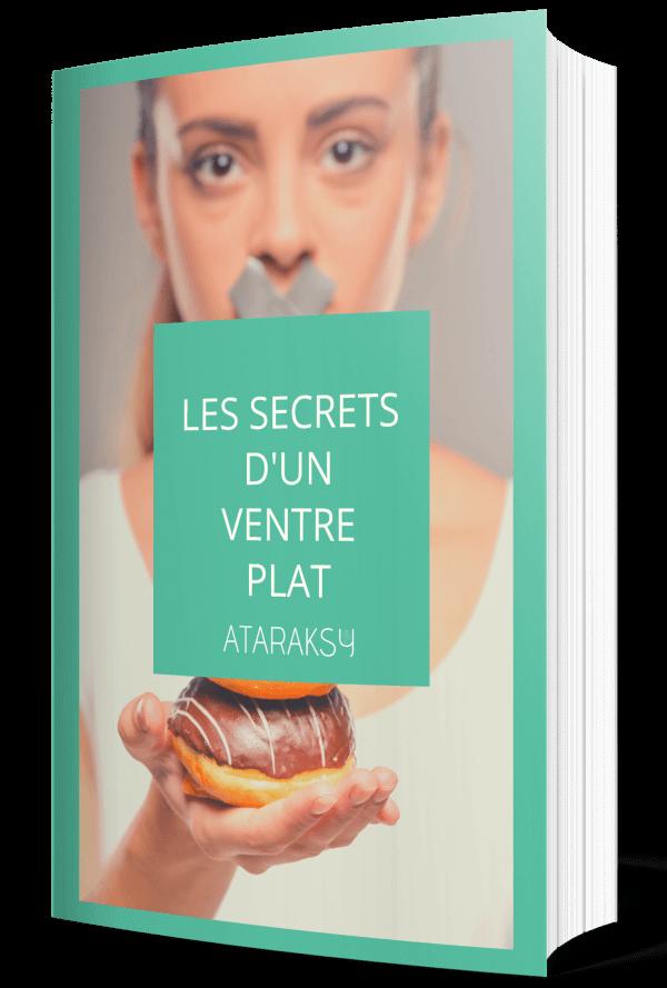e-book gratuit les secrets d'un ventre plat