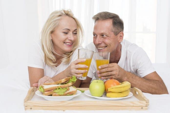 rééquilibrage alimentaire 50 ans